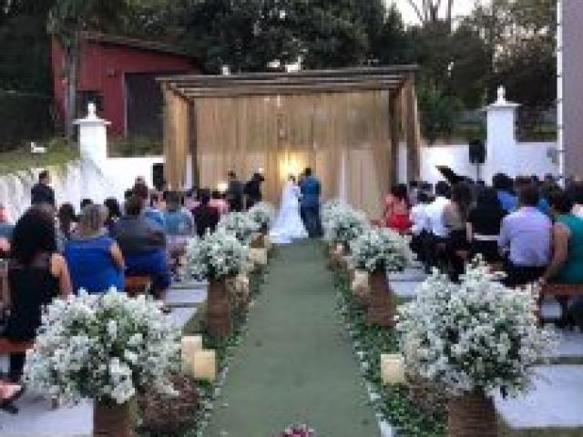 Festa de Casamento – Isadora e Thiago – 05.05.2018